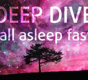 Deep Dive, Fall Asleep Fast - Isochronic Tones Lowering to Sub-Delta