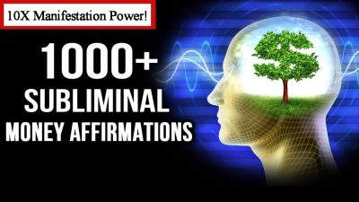 Money Affirmations (Subliminal)   Program Your Mind to Attract Wealth!   Law Of Attraction