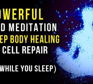 HEAL Your Body With Your MIND! + POWERFUL Guided Meditation to MANIFEST Full Body HEALING!