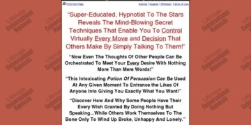 Ultimate Conversational Hypnosis