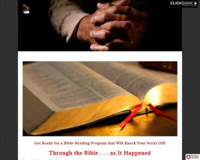 Thru-the-Bible . . . as It Happened