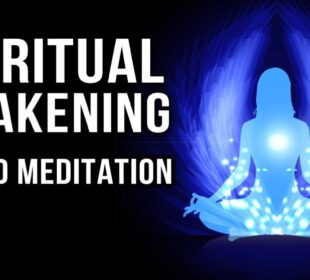 Spiritual Awakening Guided Meditation | Raise Your Consciousness & Activate Your Higher Self