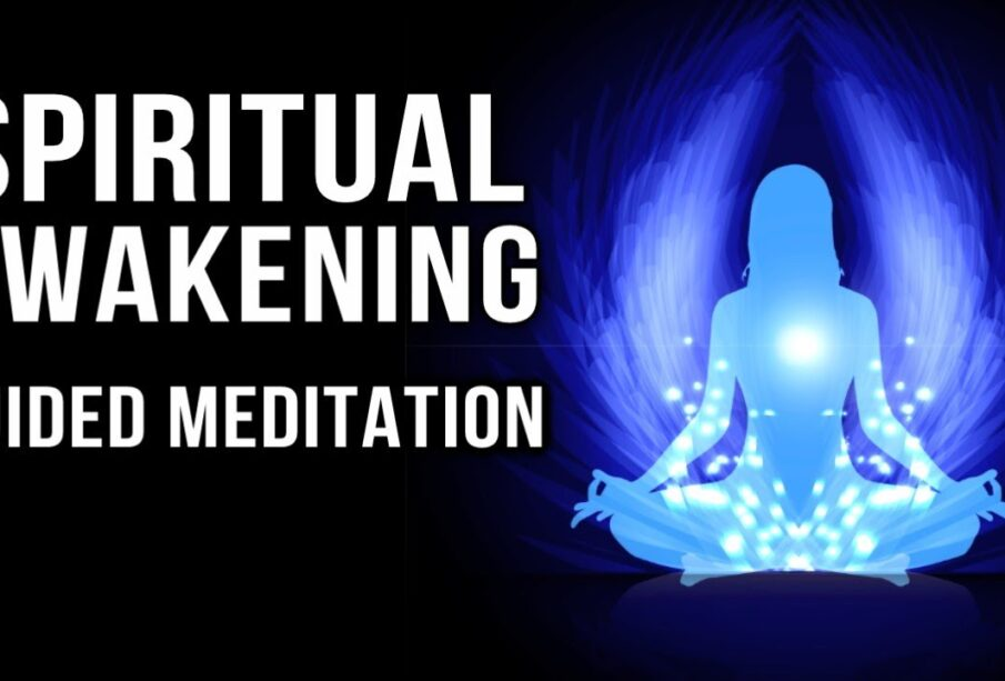 Spiritual Awakening Guided Meditation   Raise Your Consciousness & Activate Your Higher Self