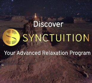 """Embrace your inner voice today by listening to Synctuition Journey called """"Voice of Intuition"""""""