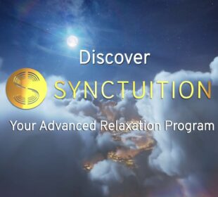"""Clear your mind from negativity and stress with the Synctuition Journey called """"Re-Start"""""""