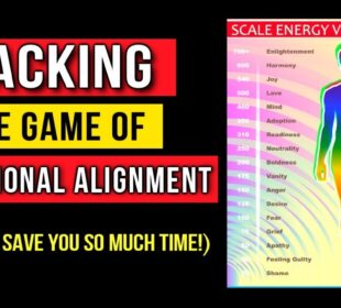 How I Raise My Vibration FAST & Get Into Alignment with My Manifestations! (Law of Attraction)