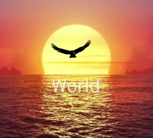 """Discover the amazing 3D meditation journey by Synctuition called """"My World"""""""