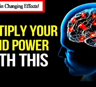 ACTIVATE Your BRAIN POWER for MANIFESTATION Success! Law Of Attraction Sensory Activation Meditation