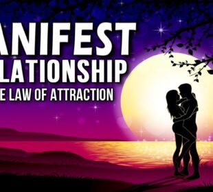 How to MANIFEST LOVE & ATTRACT A RELATIONSHIP With the Law of Attraction! (3 POWERFUL Tips!)