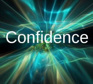 Powerful: Confidence Spoken Affirmations with binaural tones for Healthy Self-esteem
