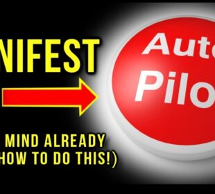 Put Your Subconscious MIND on AUTO PILOT To ATTRACT What You Want! Law Of Attraction (Revised)