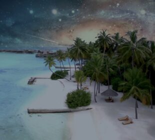 """Clear your mind of negativity with the """"Vacation"""" Journey by Synctuition"""