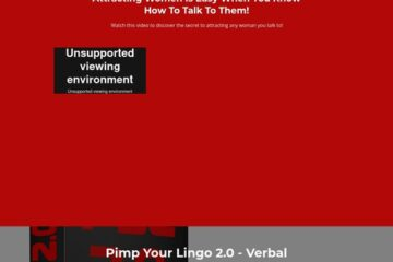 Pimp Your Lingo 2.0 - The Art Of Verbal Foreplay