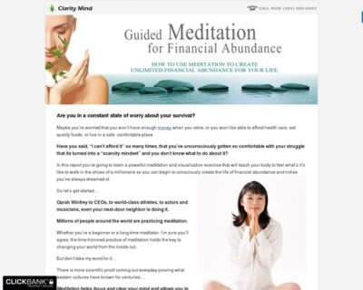 How To Use Meditation to Create Unlimited Financial Abundance In Your Life   Mindfulness Training