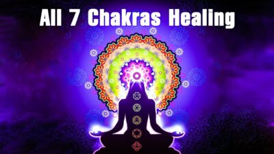 All 7 Chakras Healing Meditation Music | Miracle Healing Frequencies | Positive Energy Awakening