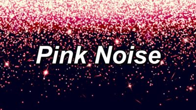 """Pink Noise"" Meditation Music 
