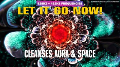 528Hz - Cleanse Aura Space   Healing Meditation Music ! Detox Your Mind And Heart ! Let Go Negative