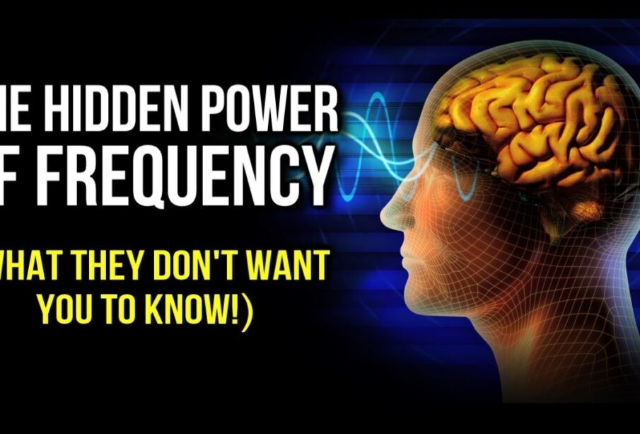"""Hidden Powers of Frequency & Vibration! (""""Amazing Resonance Experiment"""") Law of Attraction"""