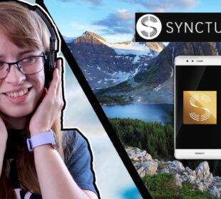 Is This The First Ever Meditation App To Use 3D Sounds!?   Synctuition App Review!   ItsBecky