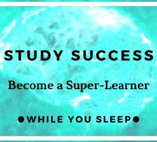 Study Affirmations - Improve Focus and Concentration (While You Sleep)