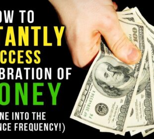 How To INSTANTLY ACCESS The VIBRATION Of MONEY ABUNDANCE & WEALTH! (Learn THIS!) Revised
