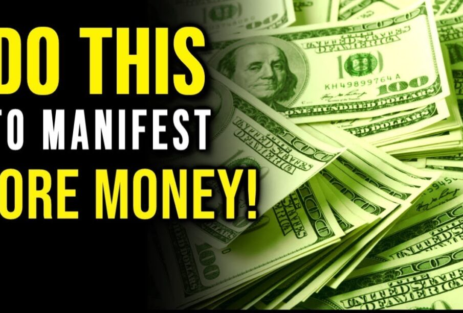 How to Clear Money Blocks FAST! Use THIS to Attract Money Abundance & Wealth (Law of Attraction)