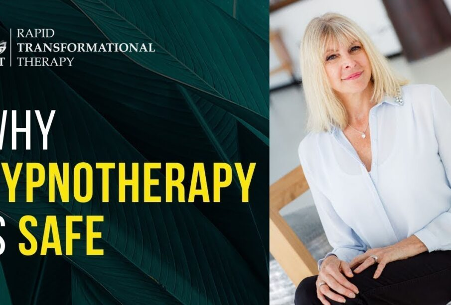 In Hypnosis, YOU are in CONTROL - Rapid Transformational Therapy®️   Marisa Peer