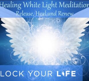 Healing White Light Meditation   Release, Heal and Renew with the Spirit of Winter