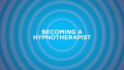 Becoming a Hypnotherapist; New career, new life!
